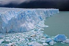 Moreno Glacier, Patagonië, Argentinië stock foto