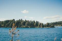 Moreno jezioro Obrazy Stock