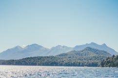 Moreno Lake Stock Foto's