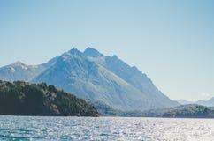 Moreno Lake Foto de Stock Royalty Free