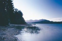 Moreno Lake fotografia stock libera da diritti