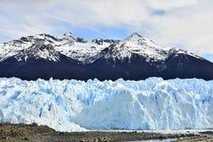 Moreno lodowiec Zdjęcia Stock