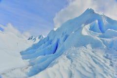 Moreno lodowiec Zdjęcie Royalty Free