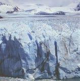 Moreno lodowiec Zdjęcia Royalty Free