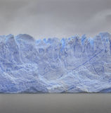 Moreno lodowiec Obrazy Stock