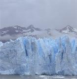 Moreno lodowiec Zdjęcie Stock