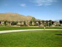 Moreno Valley Community Park, Moreno Valley, Californië, de V.S. stock afbeeldingen
