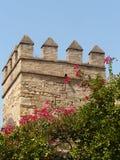 Moresque Kontrollturm Stockbild