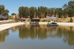 The Moret Park of Huelva Stock Photos