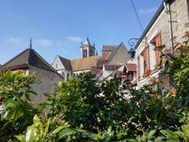 Moret-sur-Loing Photos stock