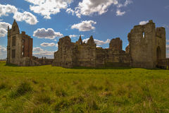 Moreton Corbet Castle Royalty Free Stock Photos
