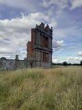 Moreton Corbett Castle Immagine Stock