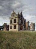 Moreton Corbett Castle Fotografie Stock Libere da Diritti