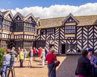 Moreton hall Royalty Free Stock Photography