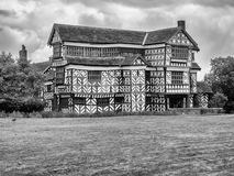 Moreton hall Royalty Free Stock Photo