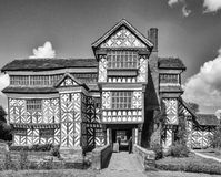 Moreton hall Royalty Free Stock Images