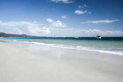 Moreton Island Daydream royalty free stock image