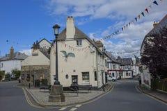 Moretonhampstead Dartmoor Devon England Reino Unido Foto de Stock Royalty Free