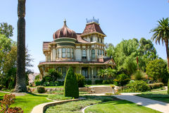 Morey Mansion - Redlands, California Royalty Free Stock Photo