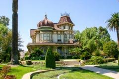 Morey Mansion - Redlands, Kalifornien Lizenzfreies Stockfoto