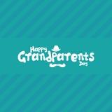 Morföräldrars dag Arkivfoto