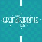 Morföräldrars dag Arkivbild