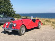 Morgan 1965 Photographie stock