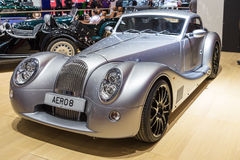 Morgan Aero 2015 8 royaltyfria bilder