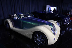 Morgan Aero 8. Is on display in a private collection in Bucharest, Romania stock photo