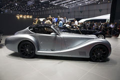 Morgan Aero Max at Geneva Motor Show 2011 Stock Photos