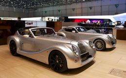 Morgan Aero Supersport Royalty Free Stock Photography