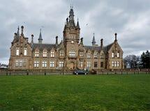 Morgan akademia w Dundee zdjęcia stock