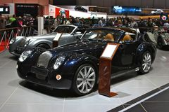 Morgan cabrio Stock Image