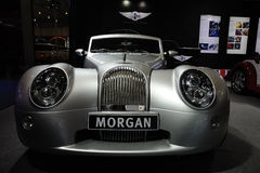 MORGAN CAR. MORGAN , Road to China's West - 15th Chengdu Motor Show, September 1th-9th, 2012 royalty free stock image