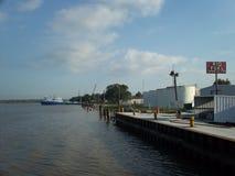 Morgan City, Louisiane Stock Foto