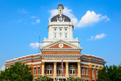 Morgan County Courthouse Stock Photo