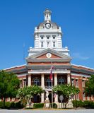 Morgan County Courthouse Royalty Free Stock Photo