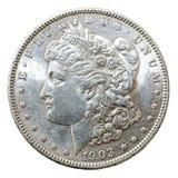 Morgan Dollar 1903 Royaltyfri Fotografi