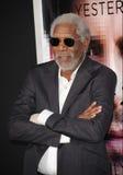 Morgan Freeman Photographie stock