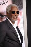 Morgan Freeman Immagini Stock Libere da Diritti