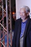 Morgan Freeman Foto de archivo libre de regalías