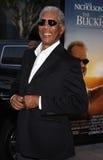 Morgan Freeman stock photo