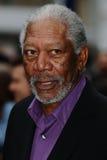 Morgan Freeman mörkret Royaltyfri Foto