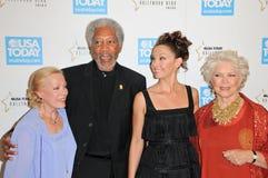 Morgan Freeman,Zina Bethune,Ashley Judd,Ellen Burstyn Royalty Free Stock Image