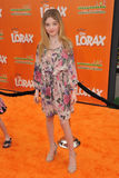 Morgan Lily. At the world premiere of Dr. Suess' The Lorax at Universal Studios, Hollywood. February 19, 2012 Los Angeles, CA Picture: Paul Smith / Featureflash stock photos