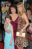 Morgan Lily,Adriana Barraza,Cheryl Hines Royalty Free Stock Photography