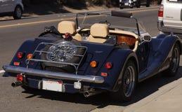 Morgan più 8 Retro automobile Fotografia Stock