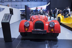 Morgan Roadster Arkivbild