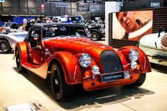 Morgan Roadster royalty-vrije stock foto's