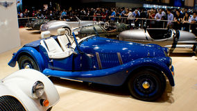 Morgan Roadster Geneva 2016 Royalty Free Stock Image